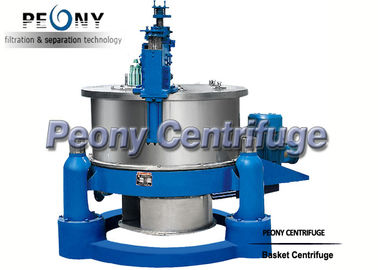 چین Horizontal Basket Centrifuge Pump / High Efficiency Separator / Scraper Bottom Discharge Centrifuge تامین کننده