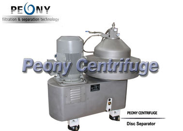 چین Automatic Continuous Air Compressor Centrifugal Oil Separator , Container Type تامین کننده