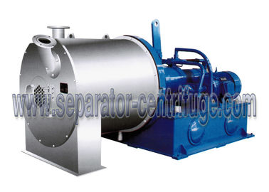 چین Automatic Continuous Stainless Steel Salt Centrifuge Machine for Salt Refining Plant تامین کننده