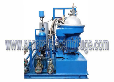 چین Diesel Oil Disc Separator - Centrifuge , Solid Liquid Separation Equipment تامین کننده