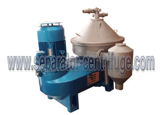چین Vertical Rotary Bowl Separator - Centrifuge For Biodiesel Separation تامین کننده