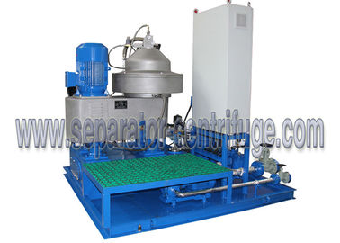 چین Land Power Plant Fuel Oil Handling System Separator , Marine HFO Treatment Module تامین کننده