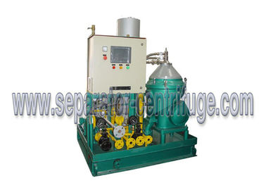 چین Disc Centrifugal Oil Separator 3 Phase Marine And Fuel Oil Separator With CE , CCS تامین کننده