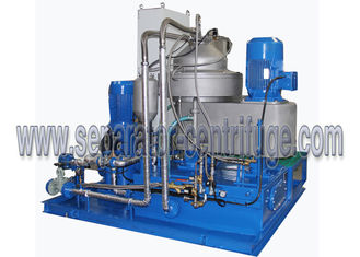 چین Self Cleaning Fuel Handling Systems / 3 Phase Industrial Centrifuge تامین کننده