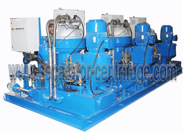 چین Islet Use Power Plant Equipment HFO Treatment Handling System تامین کننده