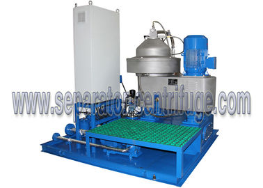 چین HFO Power Plant Light Fuel Oil Handling System / Centrifugal Booster Treatment Module CE تامین کننده