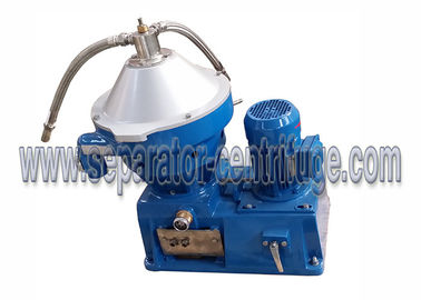 چین Large Volume 3 phase Disc Marine Centrifugal Oil Separator With Heater, Pumps تامین کننده