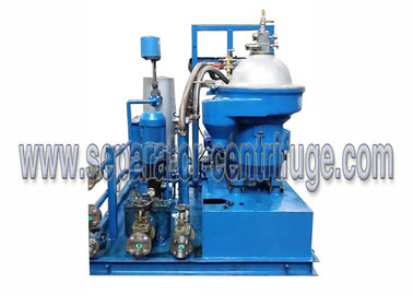 چین Disc Centrifugal Separator Continuous 3- phase Waste Oil Centrifuge تامین کننده
