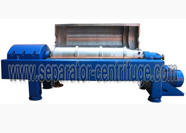 چین LW450 Wastewater Treatment Plant Equipment , Dewatering System Steel Mill Sludge تامین کننده