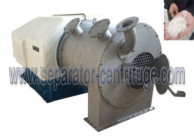 چین Automatic Separation Chemical Centrifuge/ / Single Stage Pusher Centrifuge For Blue Copperas Dehydration تامین کننده