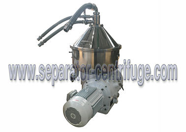 چین High Efficiency Skim Centrifuge 3 Phase Industrial Centrifuge Milk Cream Separator تامین کننده