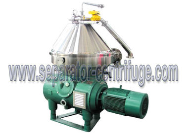 چین Neutralization Vegetable Centrifugal Separator , Disc Separator تامین کننده