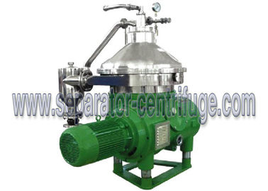 چین Automatic Rotary Separator Vegetable Disc Stack Centrifuges Machine تامین کننده