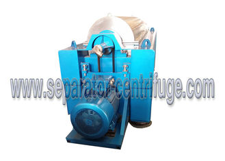 Waste Water Treatment Decanter Centrifuge With Filter Cake Delivery System