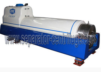 چین Continuous Decanter Centrifuges for Barite Recovery and Dewatering تامین کننده