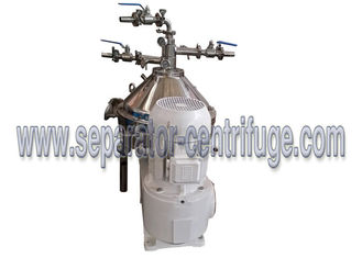 چین Automatic Continuous Disc Stack 3Phase Coconut Oil Separator Centrifuge تامین کننده
