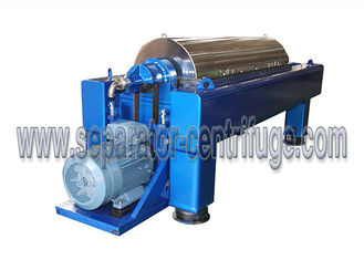 چین Wastewater Treatment Plant Decanter Centrifuge Sewage Processing Machine تامین کننده