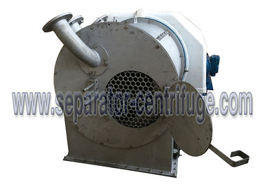 چین Salt Centrifuge Two - Stage Pusher Centrifuge For Copper Sulphate Dehydration تامین کننده