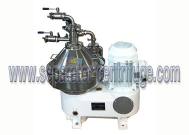 چین High Speed Automatic Centrifugal Separator for Cold Pressed VCO Extraction تامین کننده