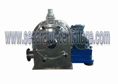 چین Model PWC Discharge Salt Centrifuge Worm Screen Industrial Centrifuges تامین کننده