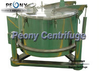 چین Rotary Pharmaceutical Centrifuge Machine / Top Discharge Centrifuge Equipment / Dewatering Machine کارخانه