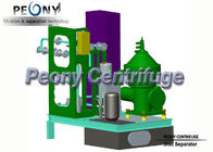 Diesel Oil Treatment Skid Power Plant Equipments 1 Megawatt Power Plant For Generating Station
