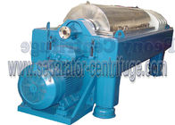 Automatic Continuous Decanter Centrifuge Machine for Slaughterhouse Waste Treatment