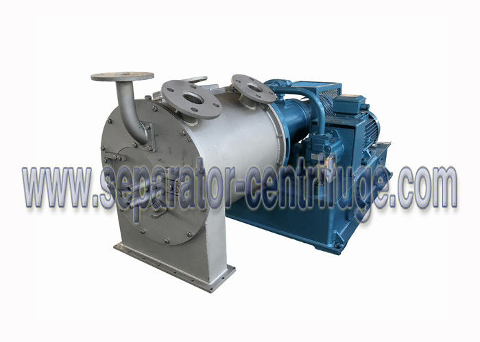 High Performance Continuous Large Capacity Basket Centrifuge For Monohydrate Sodium Carbonate