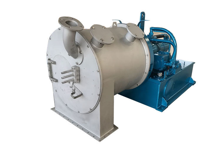 Industry 2 Stage Pusher Centrifuge Machine Mineral Salt / Sea Salt Separator