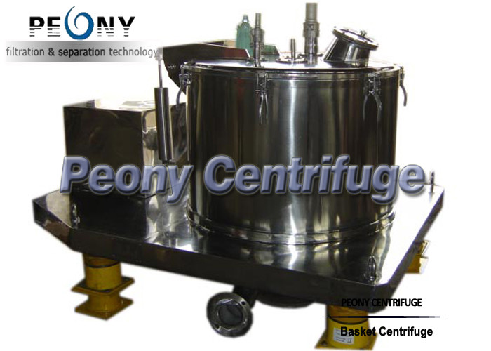 Top Discharge Basket Centrifuge