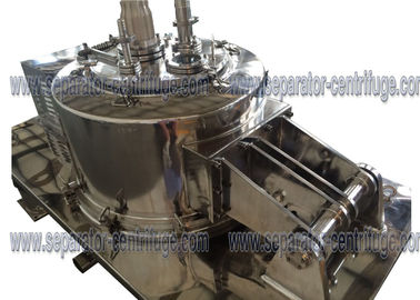 چین Industrial Vertical Basket Centrifuge Separator , Full Cover Extraction Machines توزیع کننده