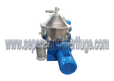 چین Vertical Disc Stack 3 Phase Separator - Centrifuge To Separate Coconut Water توزیع کننده