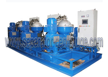 چین Automatic Continuous Power Plant Equipments HFO Centrifuge Separator کارخانه