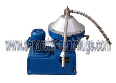 چین Unit Type Separator - Centrifuge Diesel Engine Oil Separator Machine توزیع کننده