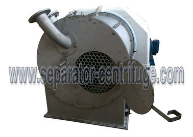 چین Industrial Centrifuge for Salt Dewatering Snowflake Salt Production Line توزیع کننده