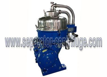 چین Automatic 2 Phase Starch Separator with Disc Bowl for Protein and Waste Water Separation توزیع کننده