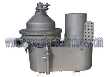 چین Fully Automatic Discharge Separator Centrifuge For Craft Beer Project کارخانه