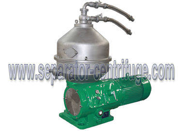 چین Self Cleaning Automatic Separator - Centrifuge Palm Oil Processing Machine کارخانه