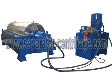 چین Large Volume Drilling Mud Centrifuge with Horizontal Structure توزیع کننده
