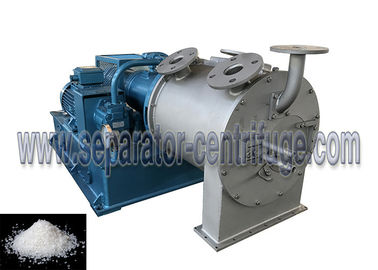 چین Two - Stage Pusher Centrifuge / Large Capacity Salt Dewatering Centrifuge Equipment توزیع کننده