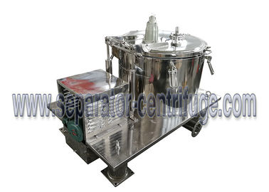 چین Batch Operate Food Centrifuge PPBL Bag Lifting Soya Meal Centrifuge Basket Centrifuge کارخانه