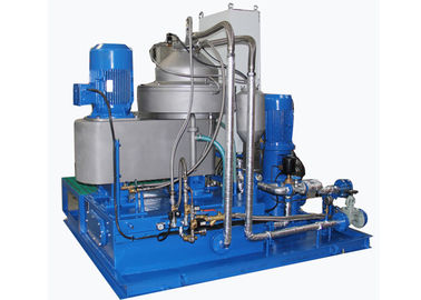 Lube Oil And HFO Treatment Skid Power Plant Equipments For The Engine