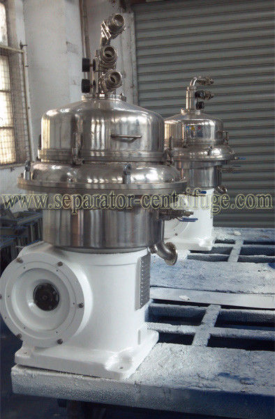 Three Phase Separator - Centrifuge For Coconut Milk Centrifugal Separators Cream